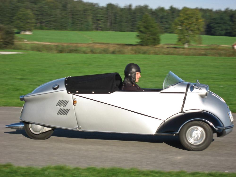 Messerschmitt Kabinenroller Sport