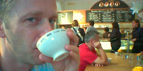 Cafe Aran Konstanz