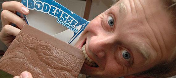 Bodensee-Schokolade