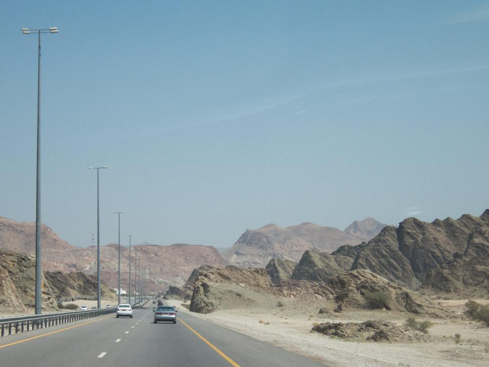 Brief Nach Oman : Eine woche im oman bodenseepeter