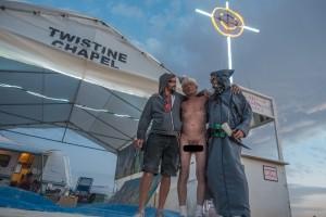 Heirat beim Burning Man