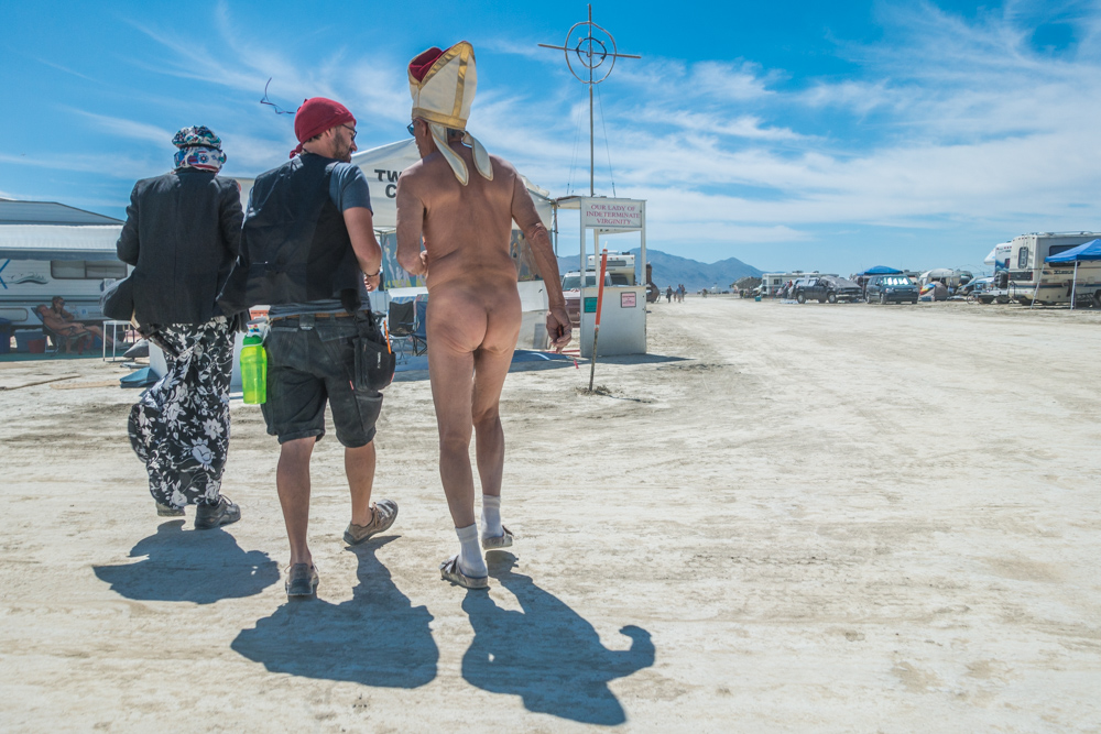 Burning Man Abortion Clinic